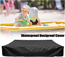 Sandbox Cover, Square Dustproof Protection Sandbox