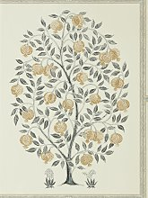 Sanderson Anaar Tree Wallpaper