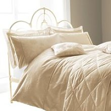 Sanderson Bedding - Ashbee Bed Cushion, Gold