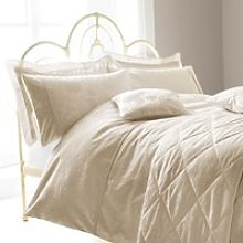Sanderson Bedding, Ashbee Double Duvet Cover, Ivory