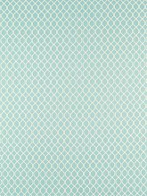 Sanderson Botanic Trellis Made to Measure Curtains or Roman Blinds, Blue Clay
