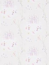 Sanderson Fairy Castle Wallpaper