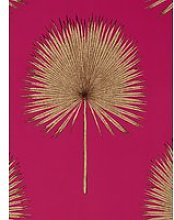 Sanderson Fan Palm Wallpaper