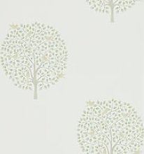 Sanderson Home Bay Tree Wallpaper