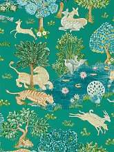 Sanderson Pamir Garden Wallpaper