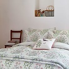 Sanderson Peveril Double Duvet Cover Set, Foxglove