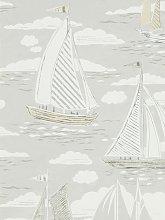 Sanderson Sailor Wallpaper