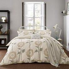 Sanderson Sundial Bedding In Linen