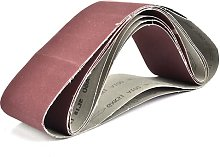 Sanding Belt, Sanding Belt Replacement 6pcs