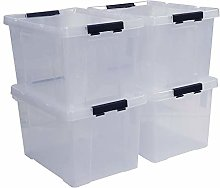 Sandmovie 50 Quart/ 47 Litre Large Storage Bin