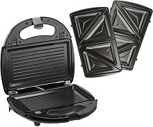 Sandwich Maker And Grill Cooks Professional