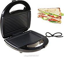 Sandwich Maker,Curved Stripe Omelette Bread Waffle