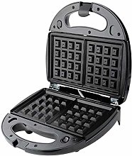 Sandwich Toaster, 3 in 1 Waffle Iron with