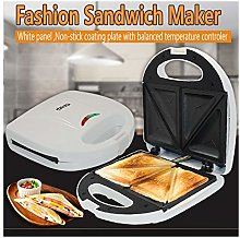 Sandwich Toaster Panini Press Grill, 750W Grilled