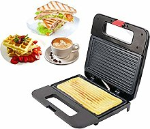 Sandwich Toaster, Waffle Maker with Non-Stick with