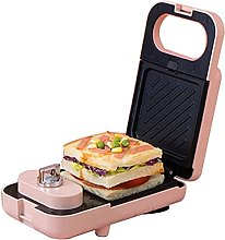 Sandwich Toaster Waffle Maker with Removable