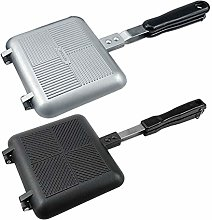 Sandwich Toastie Maker Non-Stick Foldable Grill