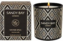 Sandy Bay London Winter Spice Scented Candle
