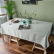 SANEKI Table cloths Rectangular Linen Polyester