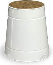 Sang Wastepaper Bin Decorative Stool Williston