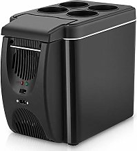 sanguiner 12V Mini Fridge Cooler 6L Mini Car