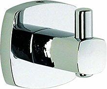 SANIBAÑO Mini Bathroom Accessory, Brass, Chrome,