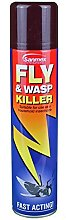 SANMEX Fly & WASP Killer AEROSOL (12) by SOUTHWES