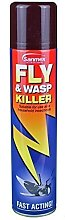 SANMEX FLY & WASP KILLER AEROSOL (12)