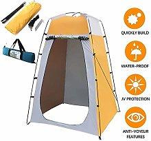 Sanmubo Outdoor Shower Tent, Portable Pop Up