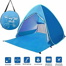 Sanmubo Outoors Pop Up Tent Beach Tent For