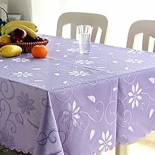sans_marque Table Cloth Linen & Cotton Tablecloths