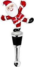 Santa Claus Bottle Stopper Edzard