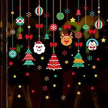 Santa Tree Christmas Ornament Christmas Decoration