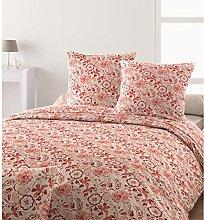 Santens Kenzia Bedding Set, Cotton, Orange, 220x