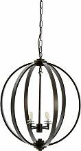 Santos 4-Light Globe Chandelier Canora Grey