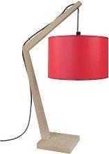 Santos/Cylindre 50cm Desk Lamp Mikado Living Base