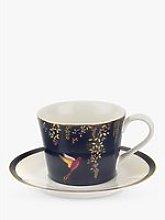 Sara Miller Chelsea Collection Hummingbirds Cup