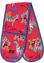 Sara Miller London - Tahiti Zebra Double Oven Glove