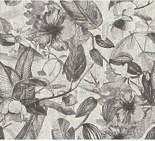 Saragosa 10.05m x 53cm 3D Embossed Wallpaper Roll