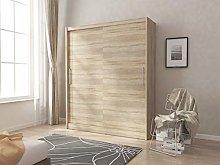 Sarah - 2 Doors Sliding Large Bedroom Modern Style