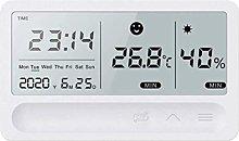 Sarari LCD Display Clock Multifunctional Digital