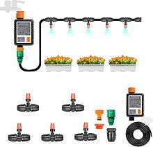 Sarazong Drip Irrigation Kit with Hose Watering