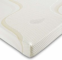 Sareer Matrah Reflex Foam Mattress, Cream/Gold,