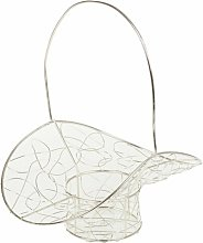 Sarrant Wire Mesh Hat 3 Piece Decorative Basket