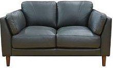 Sasha 2 Seater Leather Sofa