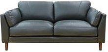 Sasha 3 Seater Leather Sofa