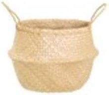 Sass & Belle - Brown Woodland Fox Basket - brown -