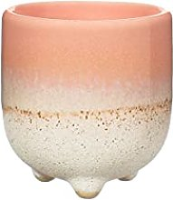 Sass & Belle Mojave Glaze Pink Egg Cup