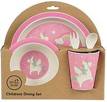 Sass & Belle Unicorn Childrens Dining Set