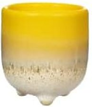 Sass & Belle - Yellow Mojave Glaze Egg Cup